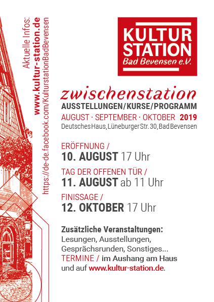 Zwischenstation Programm S.1